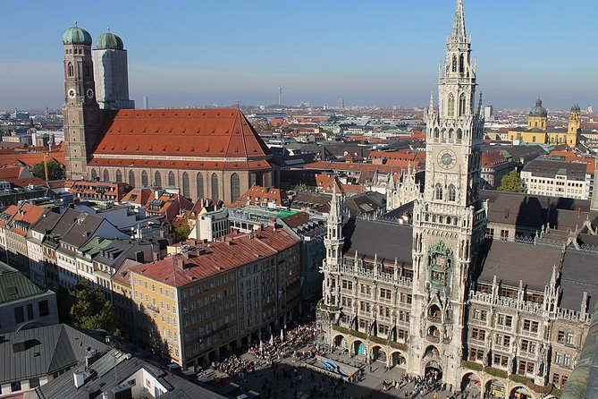 Munich Private Walking Tour