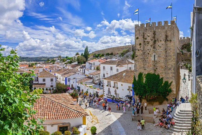 Full Day Óbidos, Nazaré and Alcobaça Private tour from Lisbon