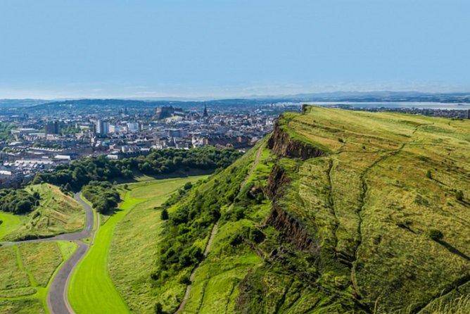 7 Hills of Edinburgh experience - private tour