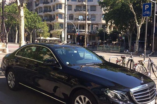 Barcelona Private 4-Hour Guided Tour