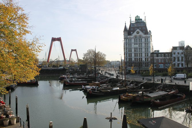 The Whole City In Half a Day - All inclusive, authentic private tour Rotterdam photo 10