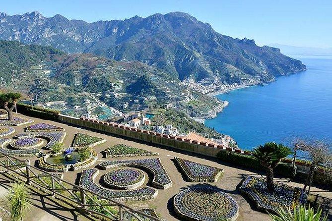 Amalfi Coast Tour: Ravello+Amalfi+Positano (BEST SELLER Full Day)