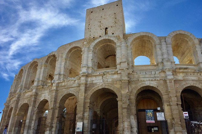 Provence Villages Small Group Day Tour including Arles from Marseille