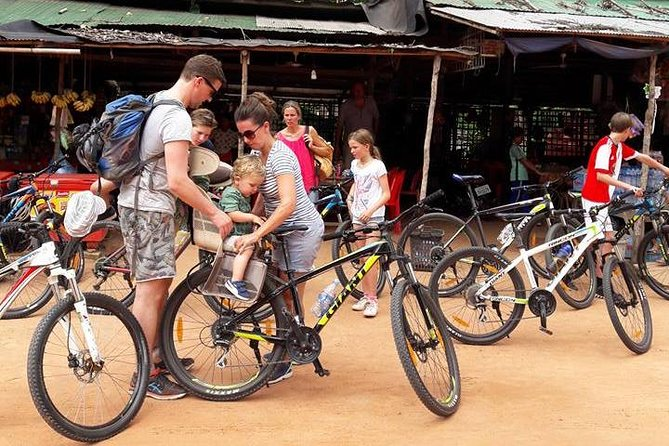Private Siem Reap Countryside Cycling Tour