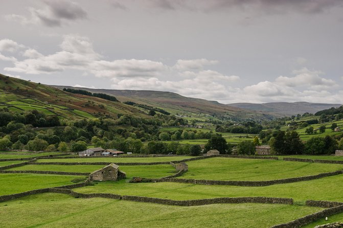 Yorkshire Dales from Manchester