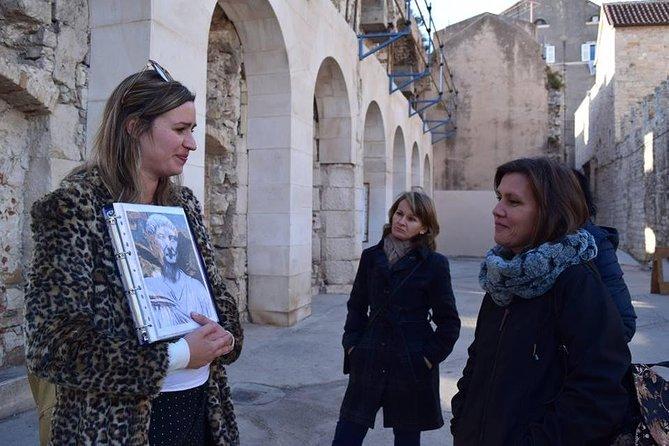 Walk through 1700 years of history in Split, Croatia