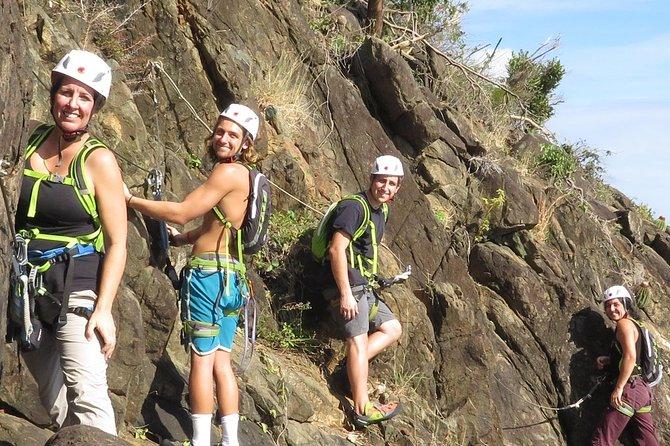 Via Ferrata Rock Climbing Tour