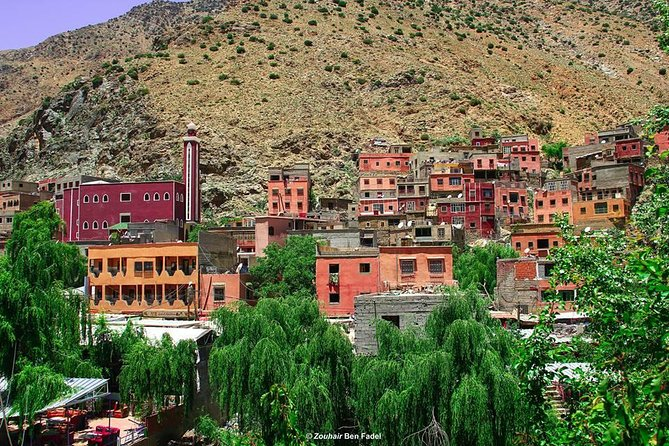 One day excrursions: Marrkech_ourika valley and atlas mountains