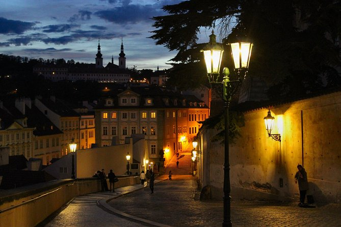 Luxury 4 hours Prague by Night Private Tour by car