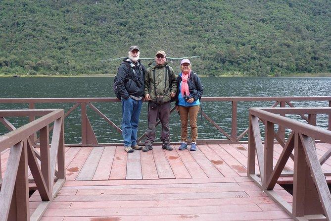 Cajas National Park Half Day Tour