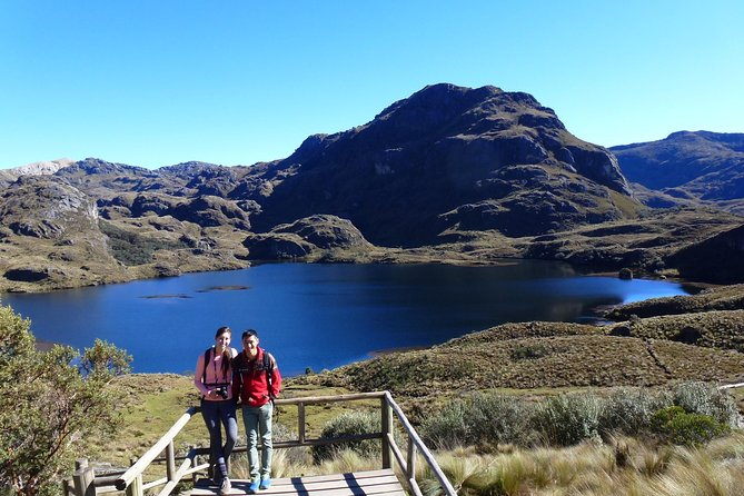 Full-Day Cajas N. Park and Cuenca CityTour