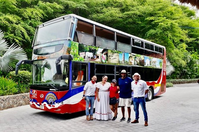 Costa Rica Traditions Vip Bus from Guanacaste