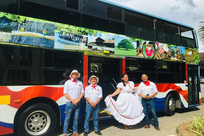 Costa Rica Traditions Vip Bus from Guanacaste Zona 1