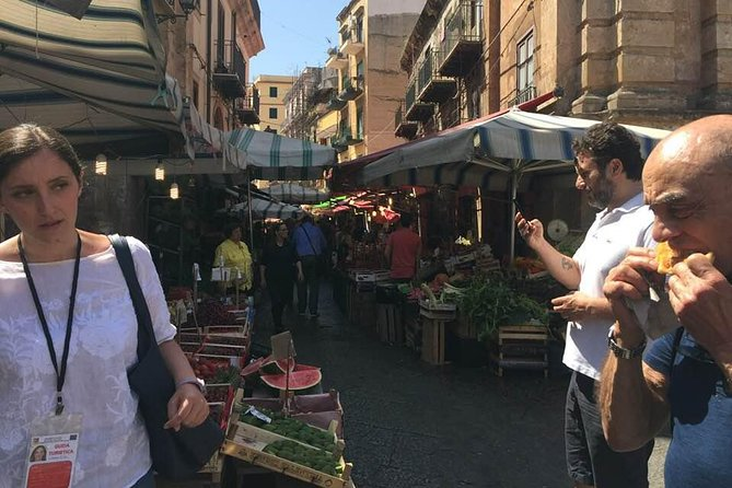 Food and culture in Palermo!