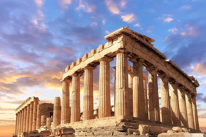 Full day Athens Highlights Private Tour