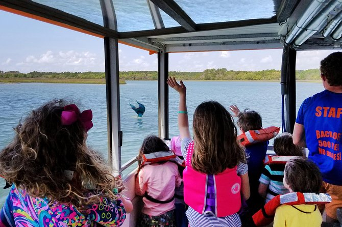 Mermaid Encounter Boat Tour