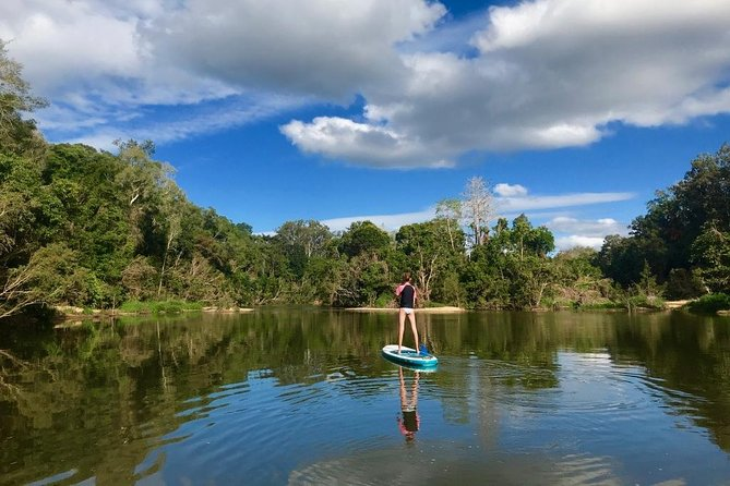Kuranda Rainforest Paddleboarding Adventure Tour