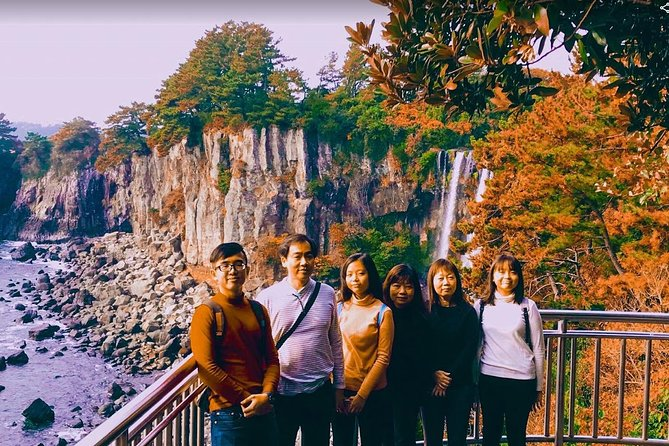 Jeju Island Taxi Tour : South Day Tour