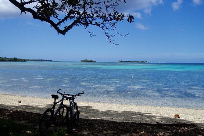 Vanuatu Mountain Bike Guided Tour departs Port Vila