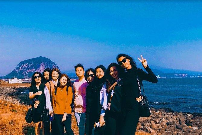 Jeju Island Taxi Tour - West Day Tour