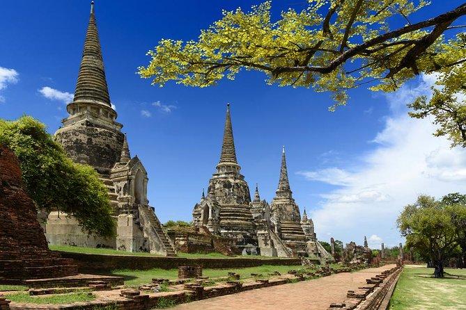 Ayutthaya Temples & Floating Market Day Trip From Bangkok