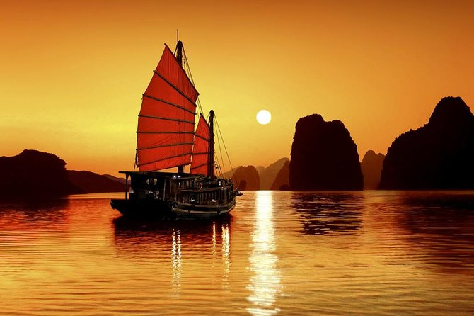 Luxury Bai Tu Long Bay 3 Days 2 Nights On Cristina Diamond Cruise 4**** photo 6