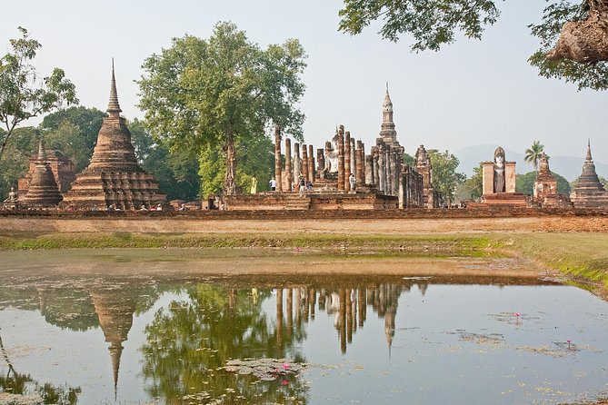 Sukhothai Cycling Tour (Full day in Sukhothai Historical Park )