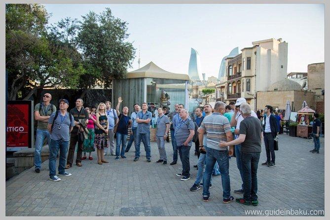Baku Sightseeing Tour