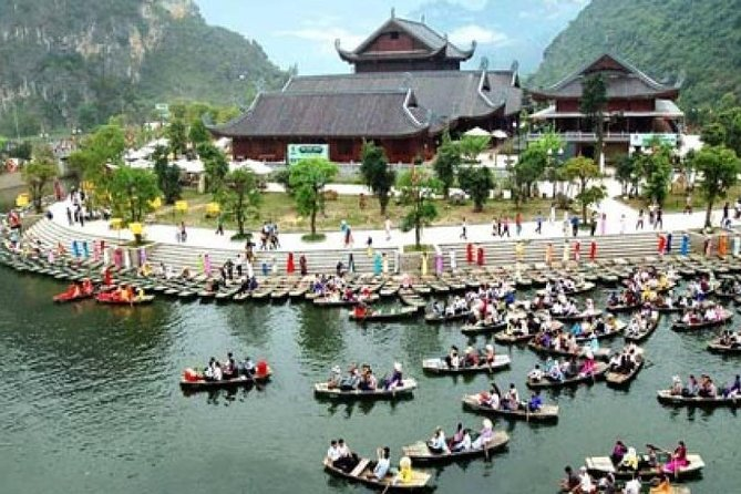 Trang An Bai Dinh Pagoda Full Day Guided tour with Lunch