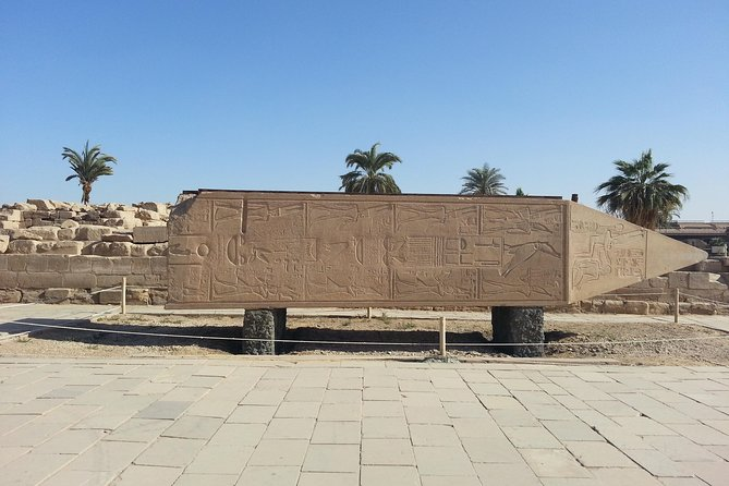 Full day Luxor tour from Cairo by a sleeper train