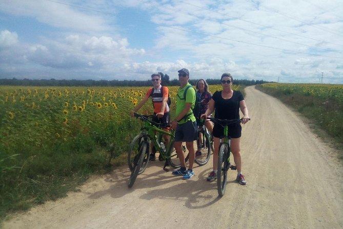 Sevilla Mountain Bike Village Tour
