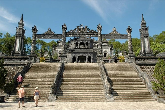 Full Day Tour Hue Citadel All-Inclusive: Ancient Tombs, Heritage, Lunch