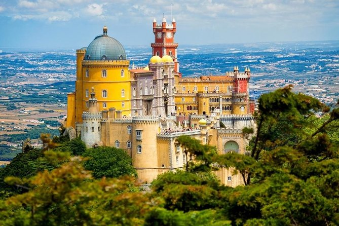 Sintra, Cascais and Pena Palace Guided Tour from Lisbon photo 23