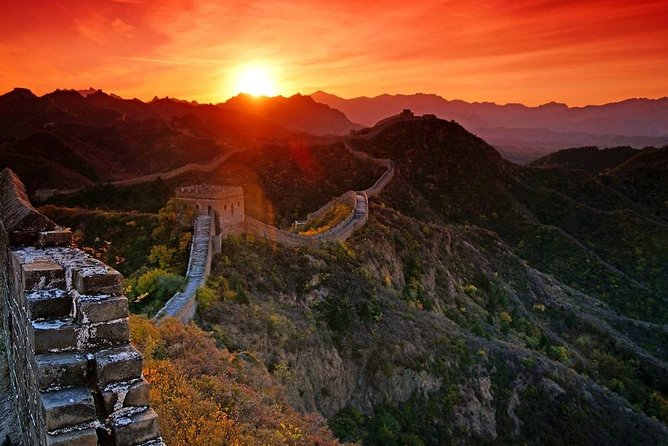 Early Bird Great Wall Private Tour with Chinese Breakfast from Beijing