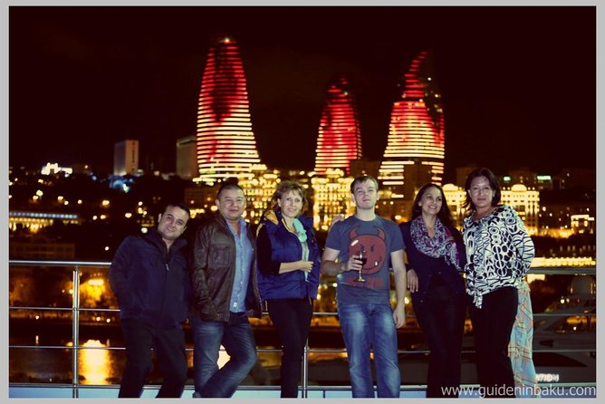 Night Baku Excursion