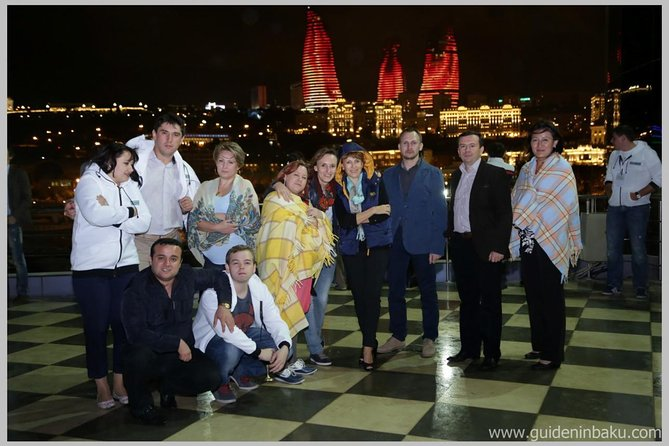 Night Baku Excursion photo 4