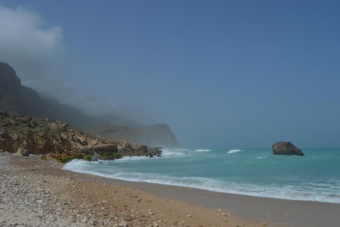 West Salalah Beach Excursion (Swim at Fazayah Beach) Half Day Private Tour