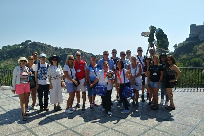 The Godfather and Taormina Tour from Messina