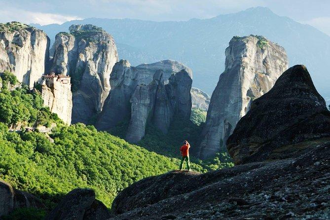 Meteora Monasteries Full Day Private Tour