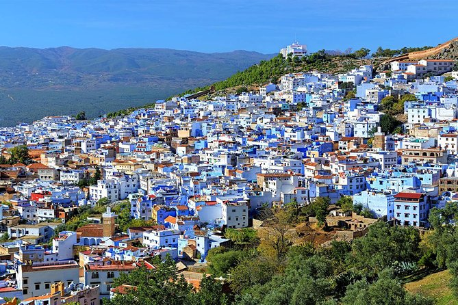 fes to chefchaouen day trip photo 1