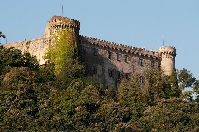 Private Day Trip from Rome: Bracciano Lake and Surrounding Areas