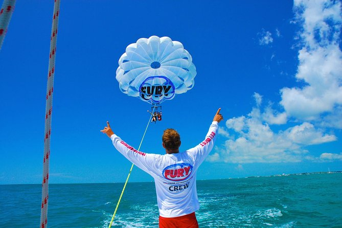 Key West Parasailing Adventure