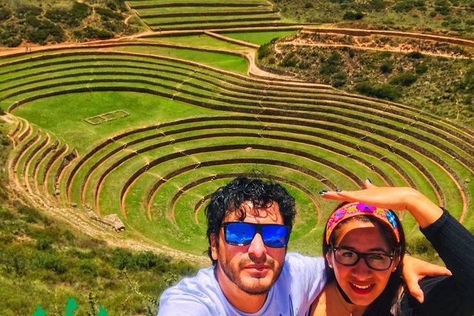 Recorrido por Maras Moray Cusco