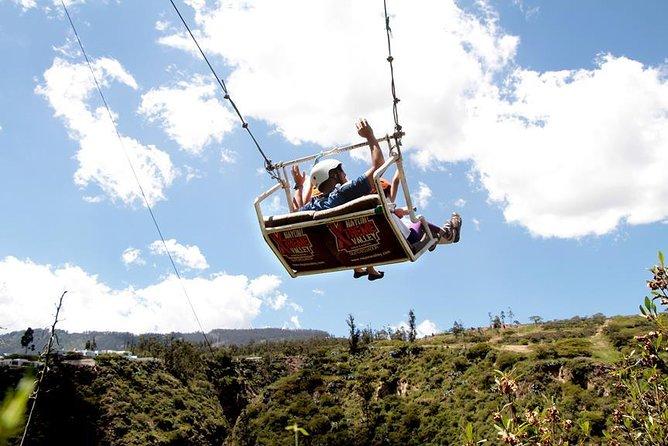 Quito: Extreme Adventure Time and Equator Line Tour