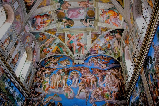 Skip-the-line Vatican City Tour with Sistine Chapel St Peter Basilica & Pick up