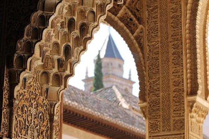 2-day Granada, Toledo & Madrid Tour from Costa del Sol