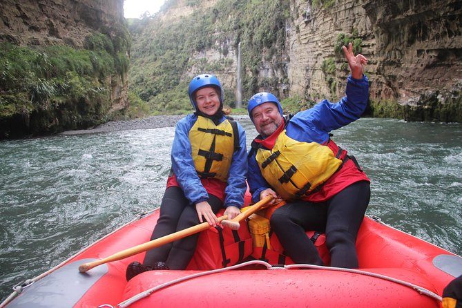 The Awesome Scenic Rafting Adventure - Full Day Rafting on the Rangitikei River photo 3
