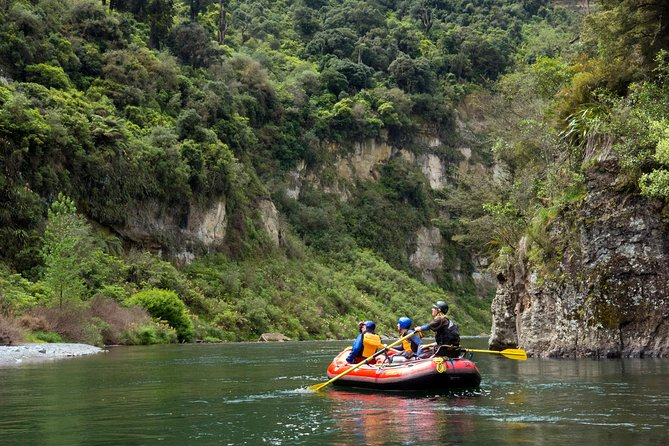 The Awesome Scenic Rafting Adventure - Full Day Rafting on the Rangitikei River photo 4