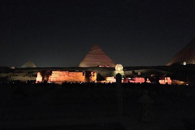 Private tour of Giza Pyramids,Saqqara Pyramid& Dahshour Pyramids (All inclusive)