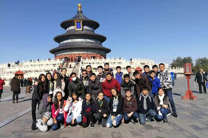 Temple Of Heaven-Forbidden City-Jingshan Park Private City Tour photo 8